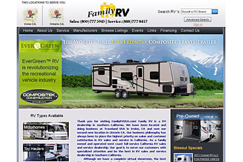 Family RV screenshot